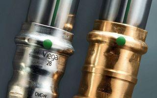 Как прочно соединить стальные трубы без сварки и без резьбы