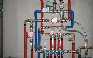 Тройниковая и коллекторная разводка труб водоснабжения в квартире: схемы и монтаж