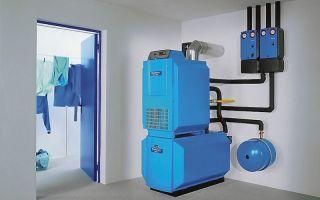 Как самостоятельно подключить газовый котел к системе отопления частного дома