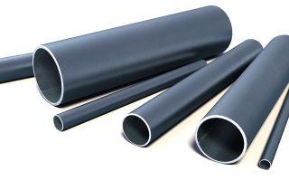 Сколько весит труба: как рассчитать вес 1 метра трубопровода