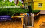 Как самостоятельно обустроить канализацию на даче