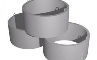 Как выбрать и самостоятельно установить железобетонные кольца для канализации