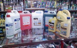 Использование незамерзающей жидкости для отопления частного дома