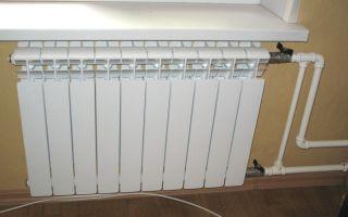 Способы подключения радиаторов в домах и квартирах к системе отопления: диагональная схема