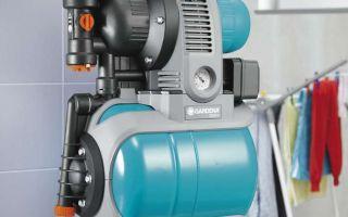 Водоснабжение частного дома от скважины: схема с гидроаккумулятором