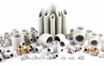 Разновидности и классификация фитингов для полипропиленовых труб