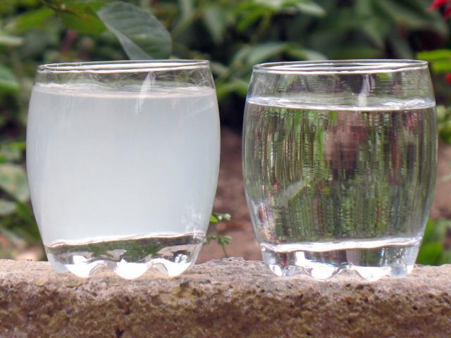 очистка до питьевой