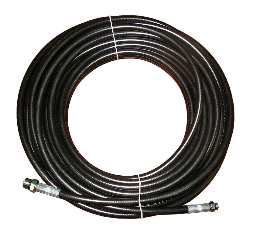 шланг для прочистки канализационных труб