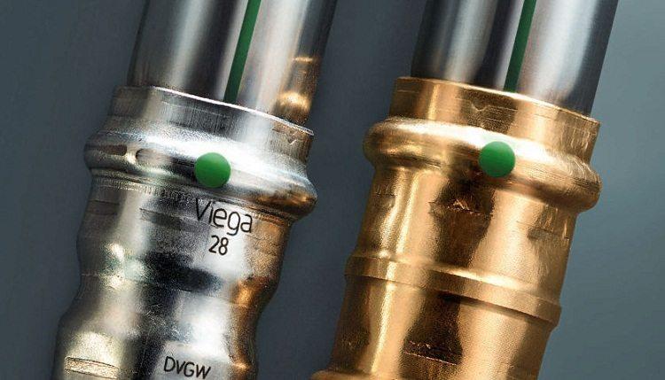 соединение стальных труб