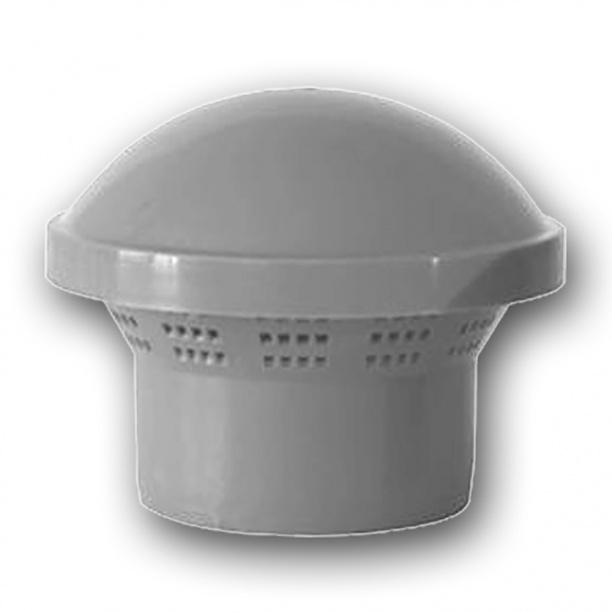 фитинг канализационный для вентиляции