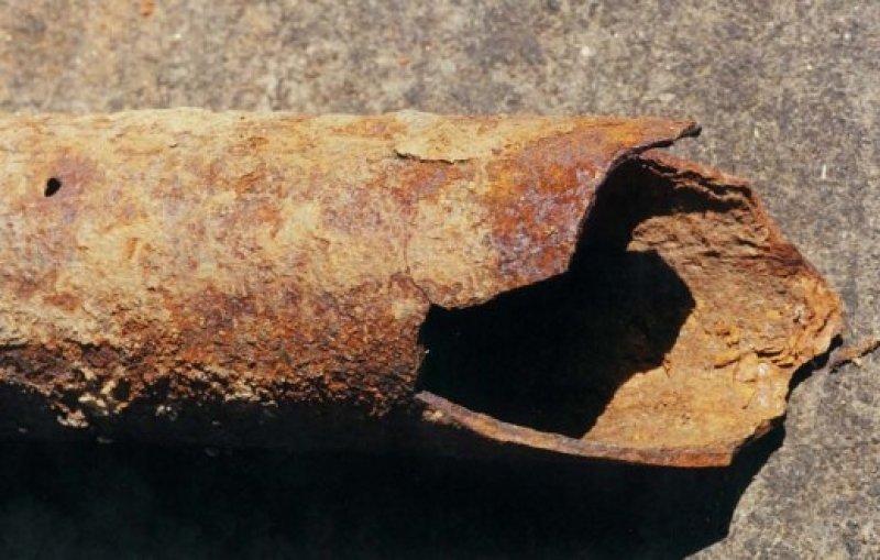коррозия трубы