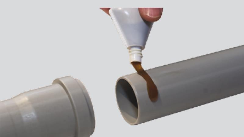 раструбное соединение труб